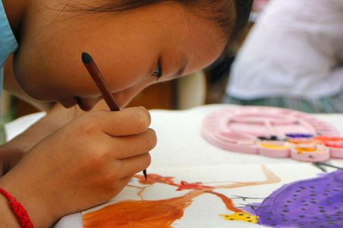 中国梦儿童简笔画_360新闻搜索