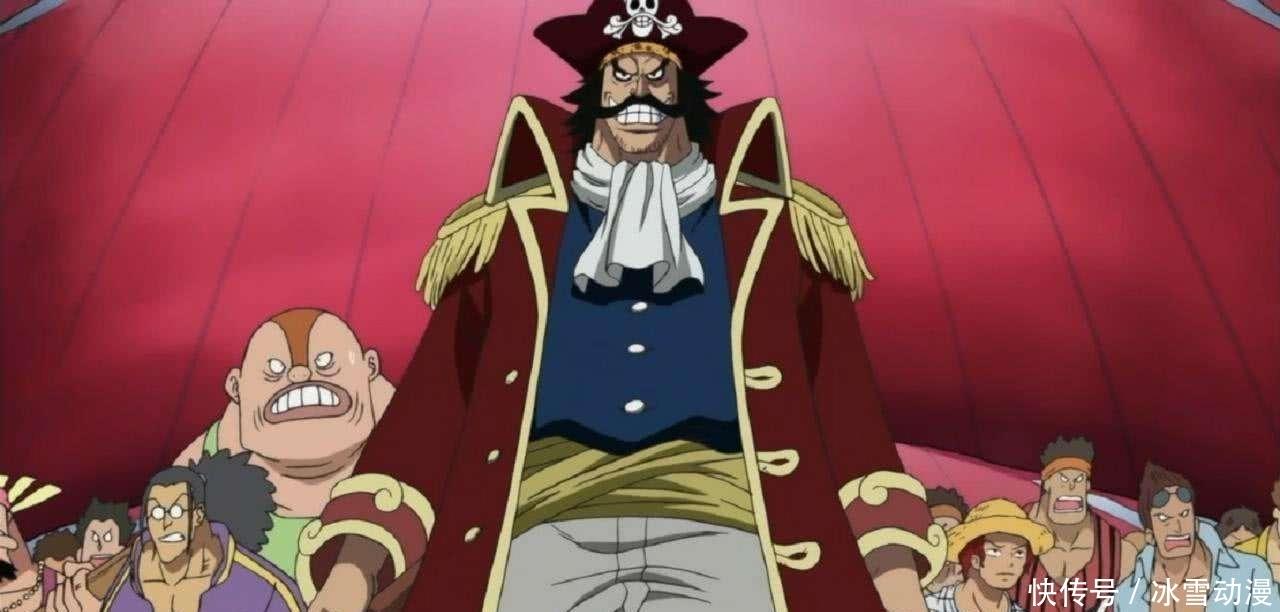 《海贼王》六位已登场的罗杰船员实力排名,雷利只能排第三!
