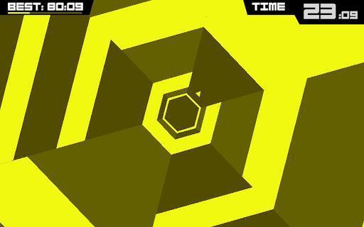 超级六边形 Super Hexagon截图5