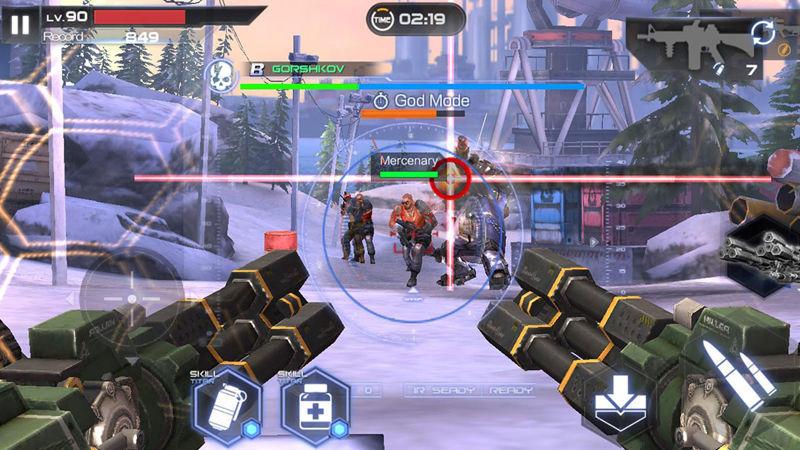 《融合战争》版本更新 加入新战斗单位