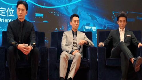 《合伙人》霍志远和古东青被王子骂醒,三兄弟同心协力对抗张遨