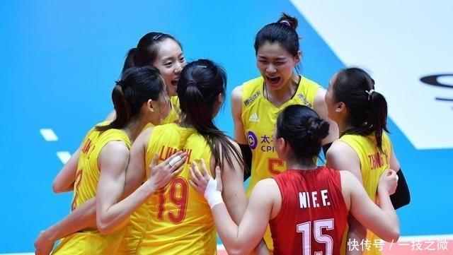 亚锦赛,中国女排斩获两连胜,她荣膺得分王,包壮赞扬韩国主办方