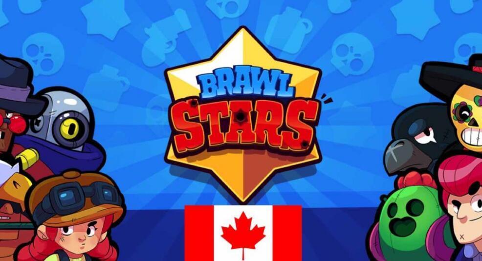 《Brawl Stars》手游连续3周获加拿大iOS收入前十