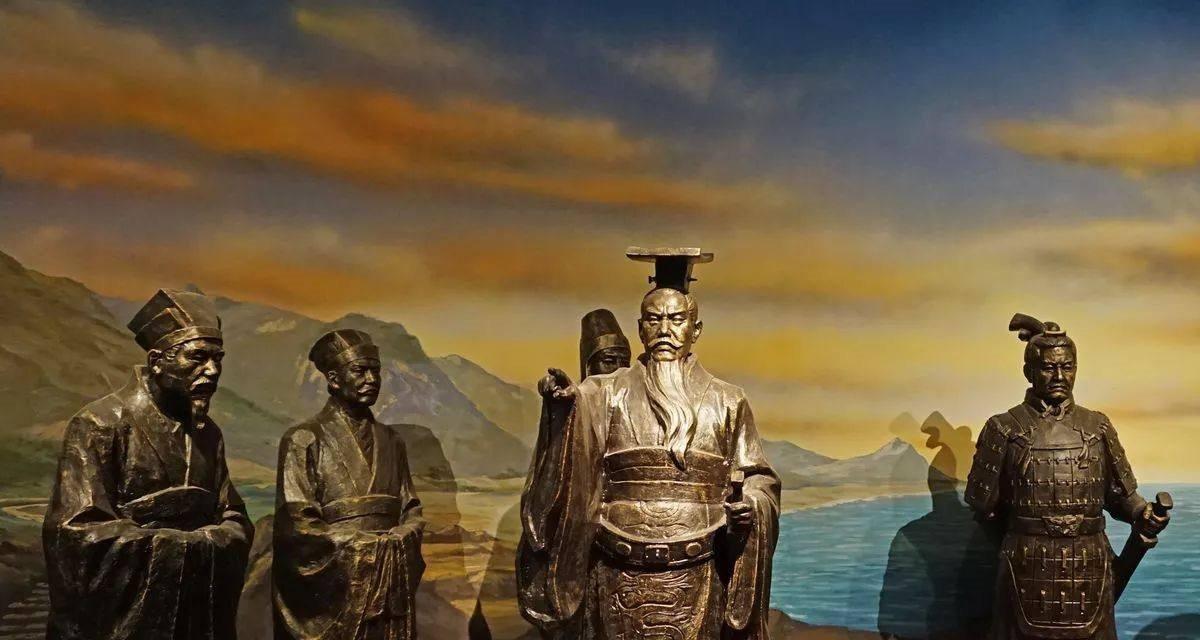 秦始皇派徐福去茫茫大海,为何徐福却一去不返