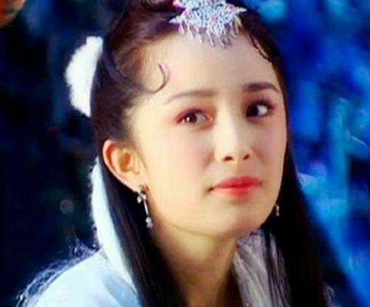 六位女星的第一部古装剧造型,赵丽颖可爱,杨颖,佟丽娅