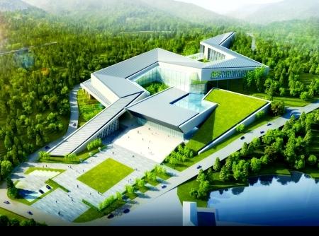 相继我们又成功举办了中国首次载人航天暨世界航天科技展,恐龙化石