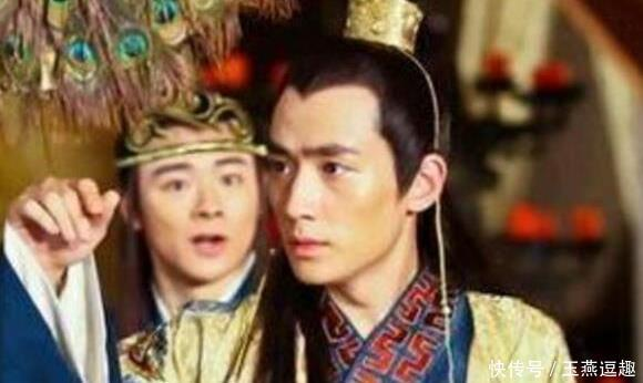 别人当皇子都是荣华富贵,这个人却被人藏来藏至尊宝孙悟空发型图片
