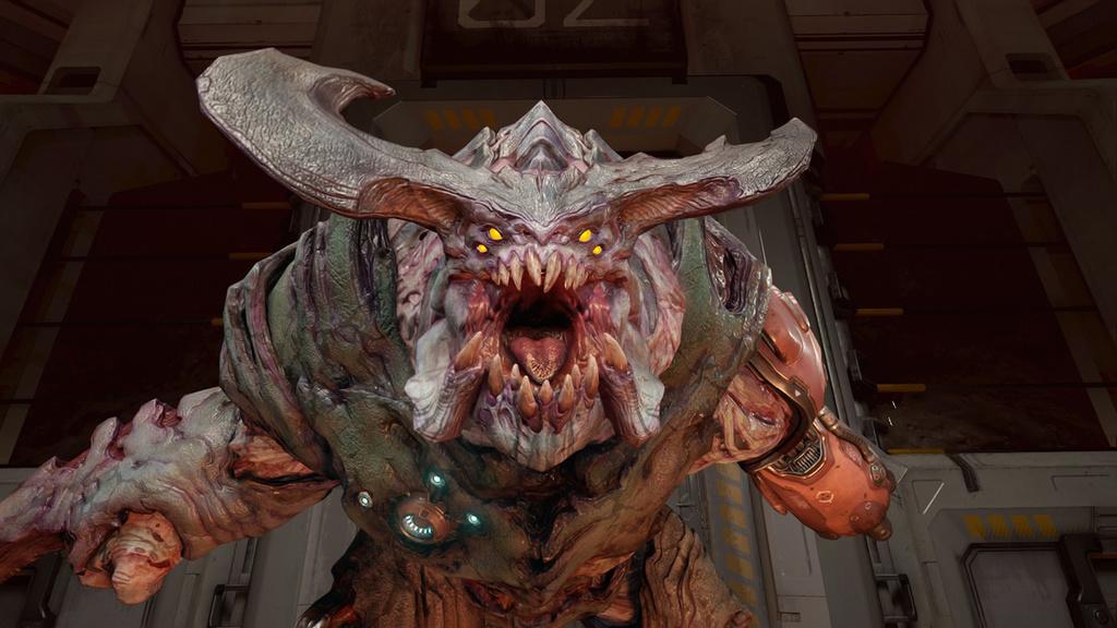 《毁灭战士4》IGN评分7.1
