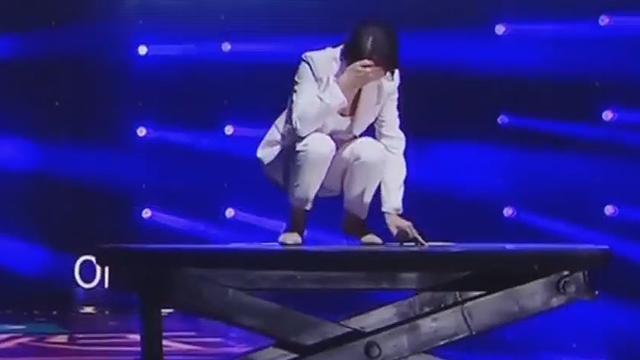 《每日文娱播报》20170418江珊恐高几近崩溃?