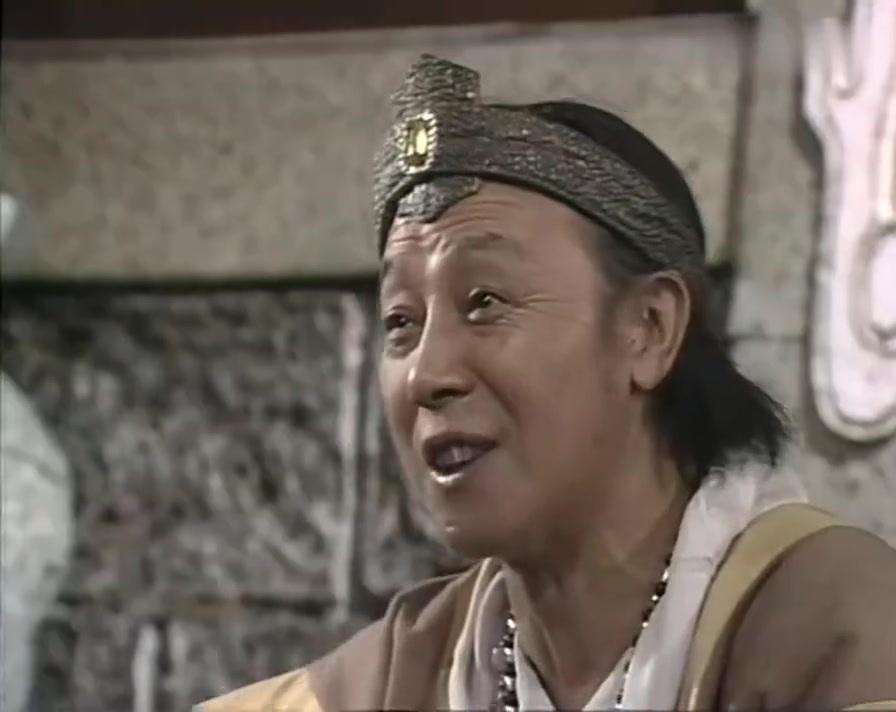 封神榜:姜子牙好言相劝,邓九公终于想通,归顺与西岐!