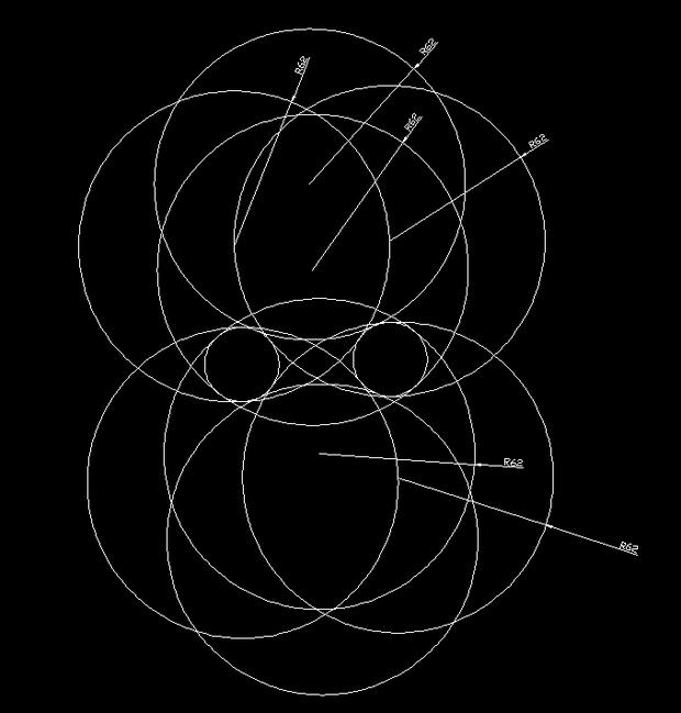 这个cad图怎么画 360问答