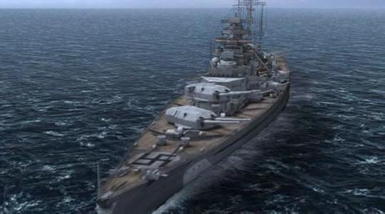 并搭载4架ar-196水上飞机和8具533毫米的鱼雷管