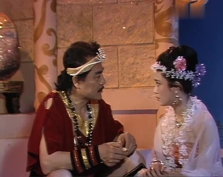 封神榜:苏母夜宿宫中,梦见姜皇后对她诉苦,直接被吓醒了!