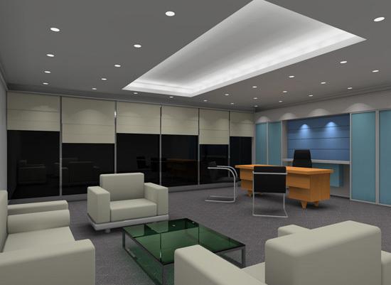 办公室 家居 起居室 设计 装修 550_401