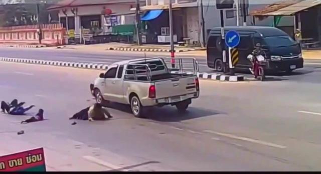 老司机都躲不过的车祸!也是所有司机的噩梦