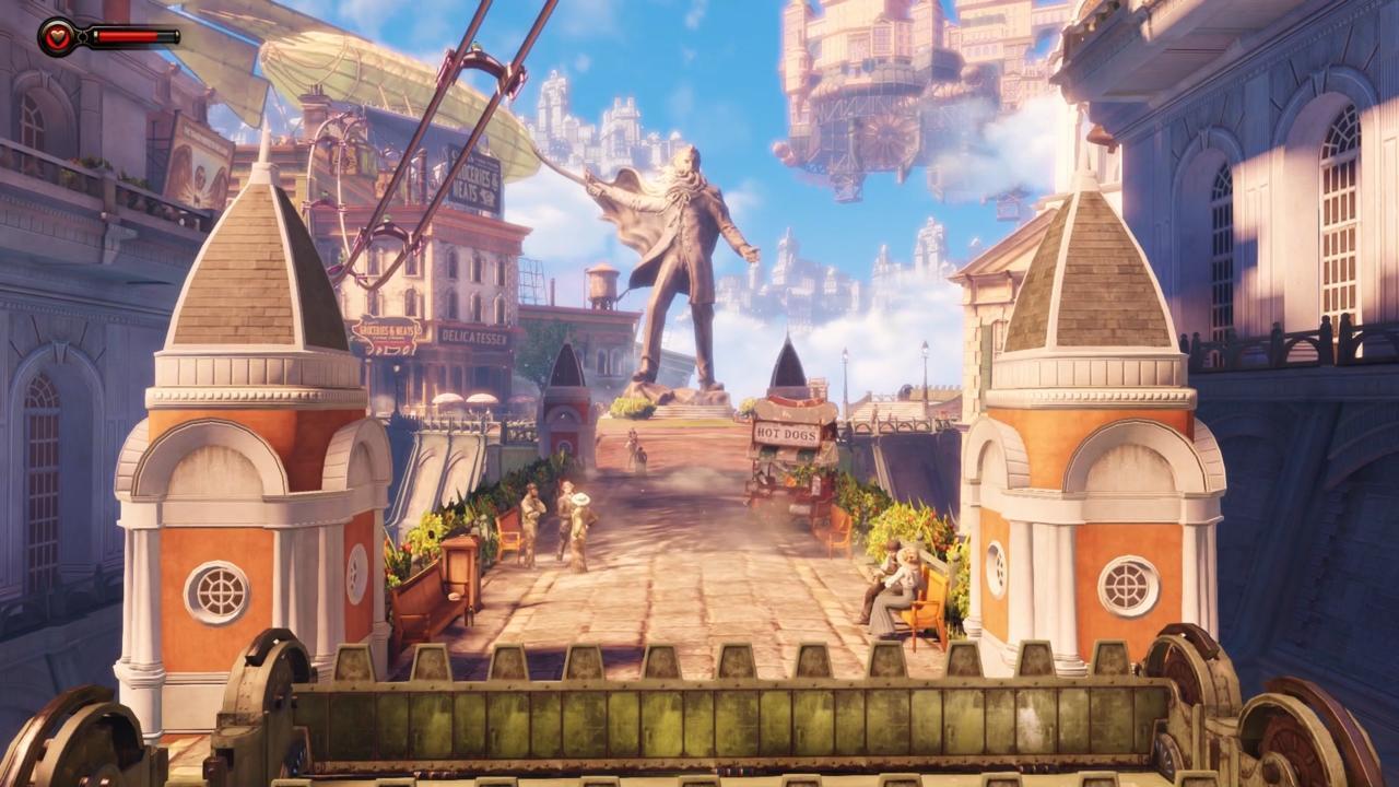 开发商表示将会修复《生化奇兵》PC版bug