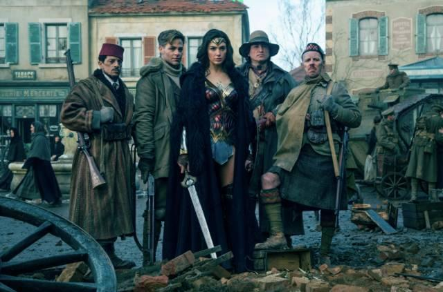神奇女侠电影彩蛋全曝光 结局和剧情竟和正义联盟有关