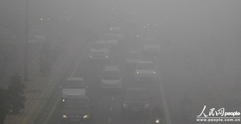 雾霾天对人体心脑血管疾病的影响也很严重