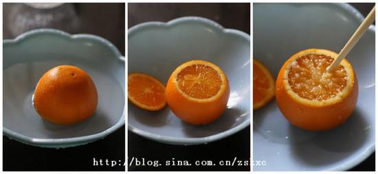 盐蒸橙子_360百科