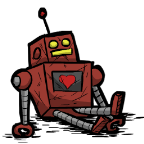 半躺机器人.png