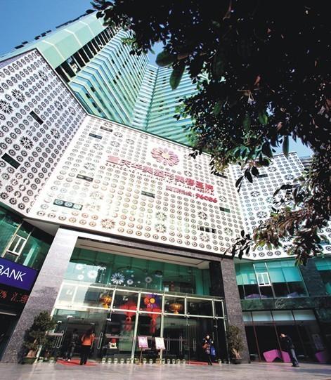 医院 大楼   广州华美整形美容 医院 装修项目   茂名华美整