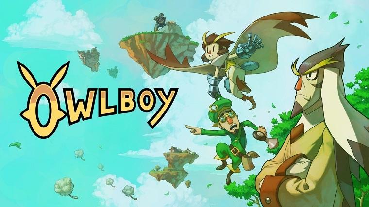 《猫头鹰男孩》宣传海报