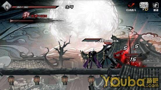 有什么手机游戏像暗影格斗?