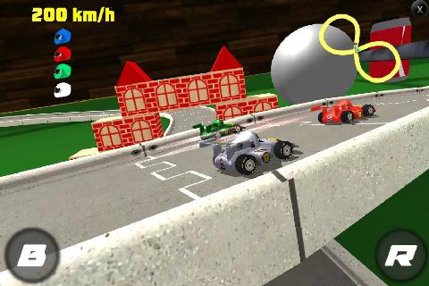 玩具赛车截图1