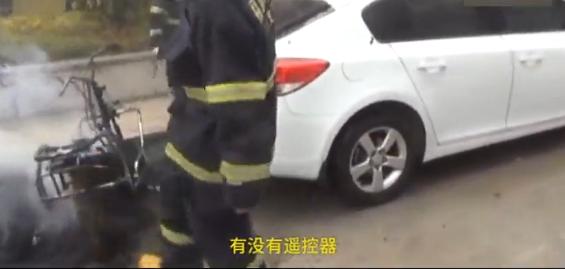 小孩救火现场恳求消防员:叔叔 先救作业本 - 顺其自然 - 顺其自然的博客