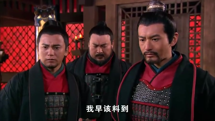 精忠岳飞:赵鼎给岳飞传讯,说皇上担心金人,已经派人去议和了