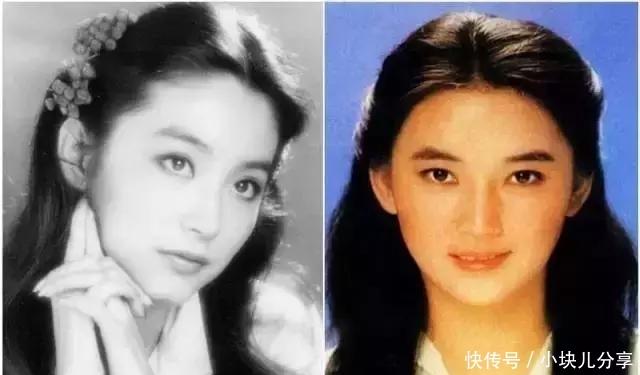 她曾媲美林青霞,12岁初恋黑老大,30岁险毁容,40岁下嫁穷