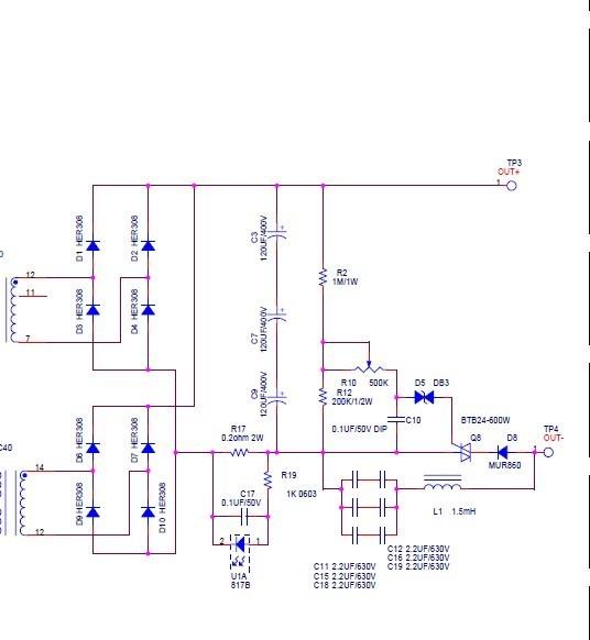 irf9530典型运用电路有几种?