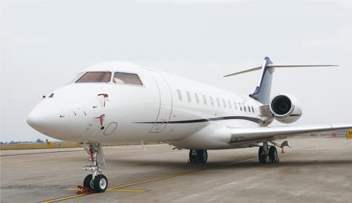转:神秘温州富豪花4亿买下盖茨同款飞机 - 孟宪民 - 书法家孟宪民的博客
