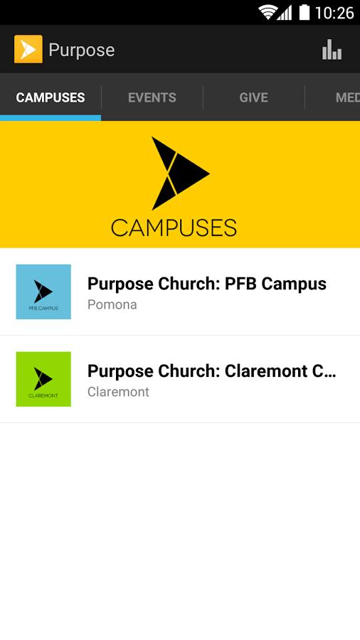 Purpose Church截图6