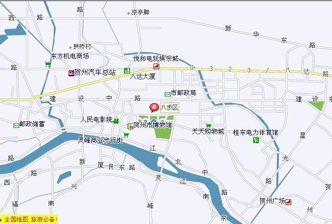 连山镇地图