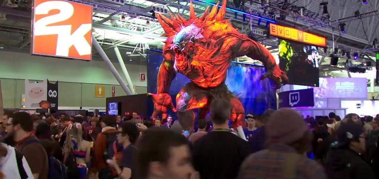 2K Games科隆展官方宣传片