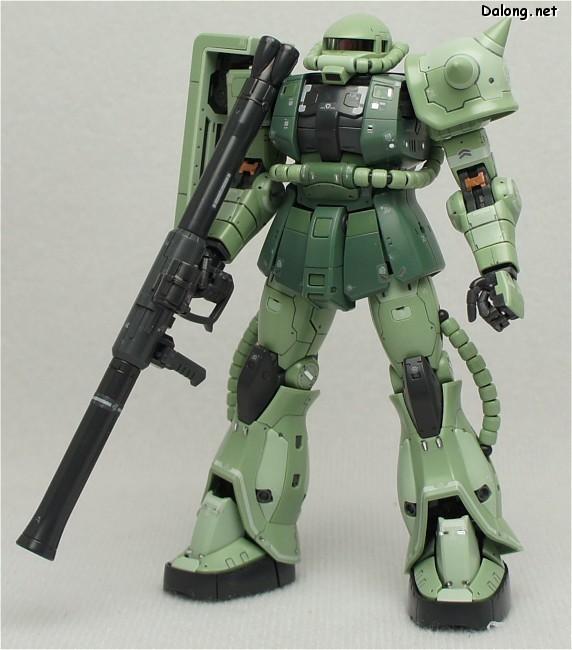 RGMS-06F量产型扎古II