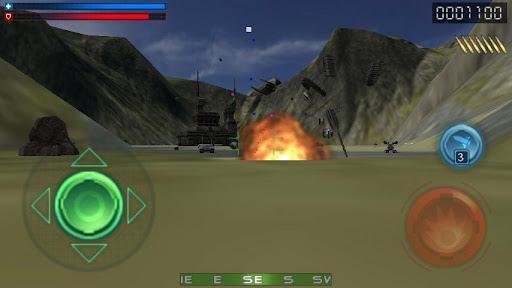 侦察坦克3D截图4
