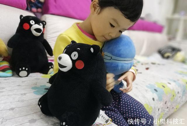 黑色的熊也很可爱,风靡1表情汽车--熊本熊公表情的网络包开图片