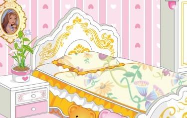可爱公主房间装饰,可爱公主房间装饰小游戏