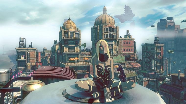 《重力眩晕2》游戏截图