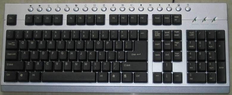 键盘的使用图片素材
