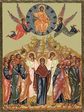 耶稣升天节