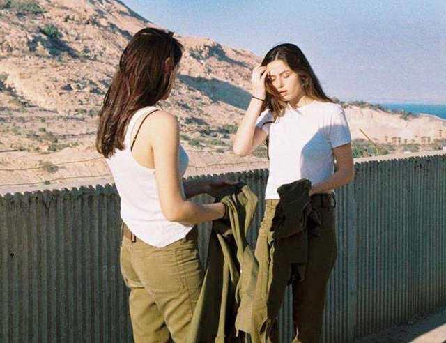 全球最美女兵排行榜,以色列堪比超模,俄罗斯女兵简直美逆天!