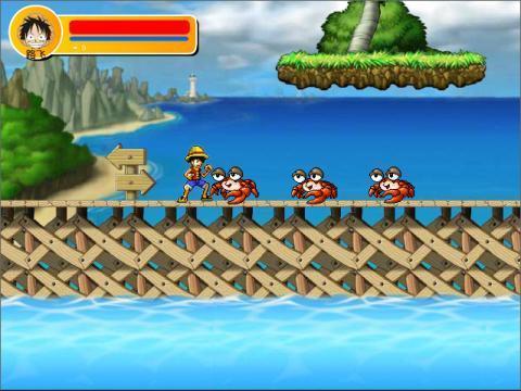 海贼王冒险岛1