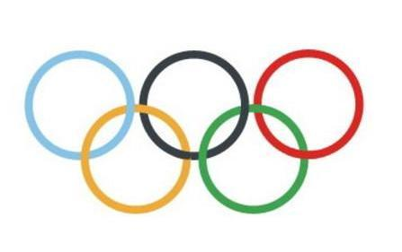 起奥运五环神