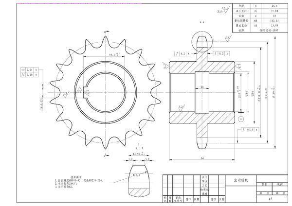 充电谁有链轮20A-1的CAD图纸?相关我么v链轮请问图纸桩发给图片