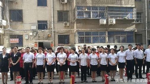 巩义市新华路街道育英街社区组织开展夏季消防安全培训会