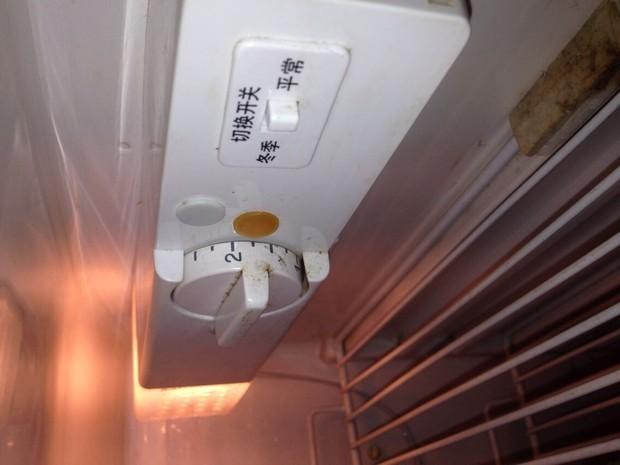 美菱冰箱夏季温度调节怎么调节