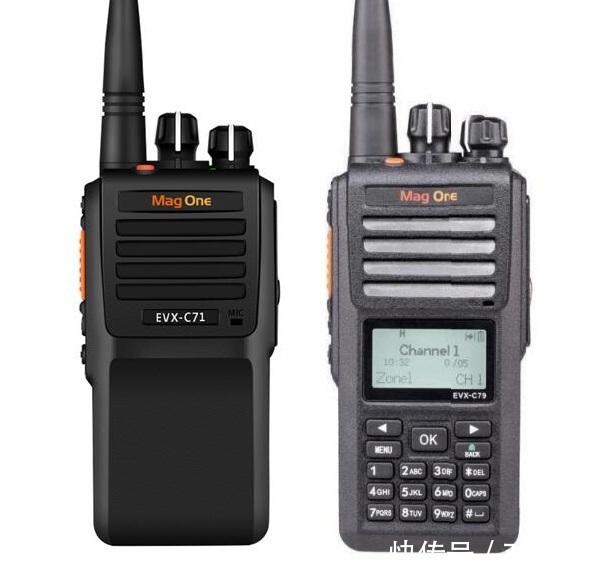 【对讲机的那点事】带你玩转Mag oneC71/79数字对讲机的写频设置
